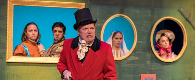 BWW Interview: Andy Meyers of A GENTLEMAN'S GUIDE TO LOVE AND MURDER at The Public Theater