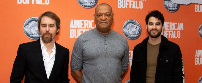 Photo Coverage: Meet the Cast of AMERICAN BUFFALO on Broadway!