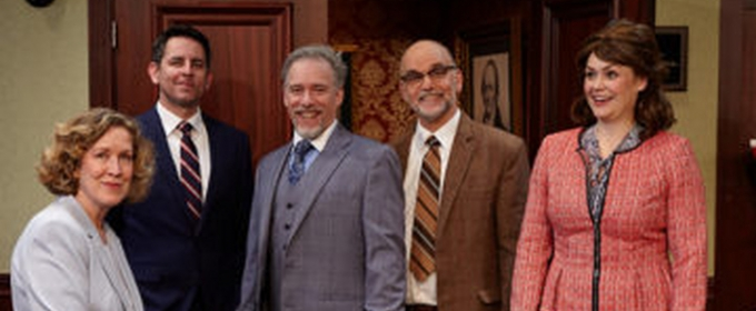 BWW Review: A vote for THE OUTSIDER at North Coast Repertory Theatre is a vote for laughs