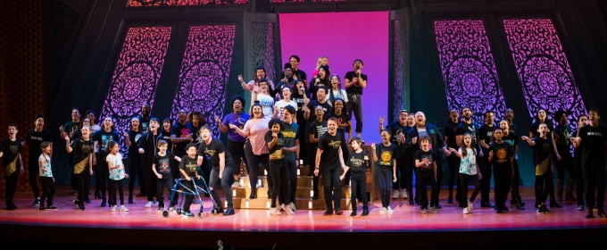 VIDEO: Watch Broadway Unite in Opening Number from BC/EFA's Red Bucket Follies!