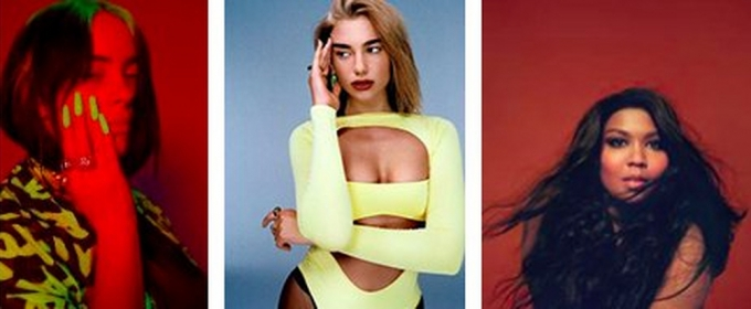 Camila Cabello, Billie Eilish, Dua Lipa And Lizzo To Perform At The 2019 AMERICAN MUSIC AWARDS