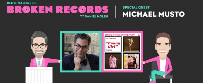 BWW Exclusive: Ben Rimalower's Broken Records with Special Guest, Michael Musto