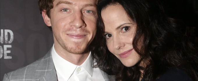 BWW TV: Go Inside Opening Night of THE SOUND INSIDE with Mary-Louise Parker, Will Hochman & More!