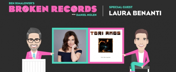 BWW Exclusive: Ben Rimalower's Broken Records with Special Guest, Laura Benanti