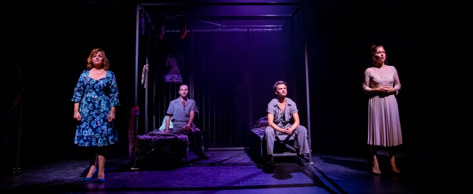BWW Review: KISS OF THE SPIDER WOMAN at Fakkel Theater