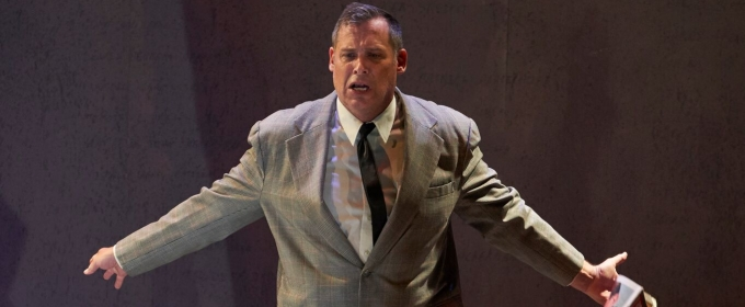 BWW Review: A GRIM AND POWERFUL 'GLORY DENIED' at Union Avenue Opera