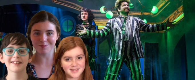 BWW TV: The Kid Critics Get the Fright of Their Lives at BEETLEJUICE!