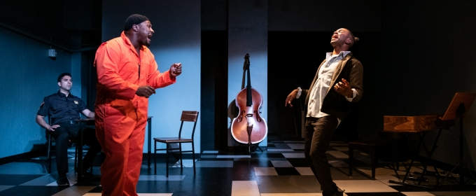 Photo Flash: Urban Stages Presents The New York Premiere of  BARS AND MEASURES