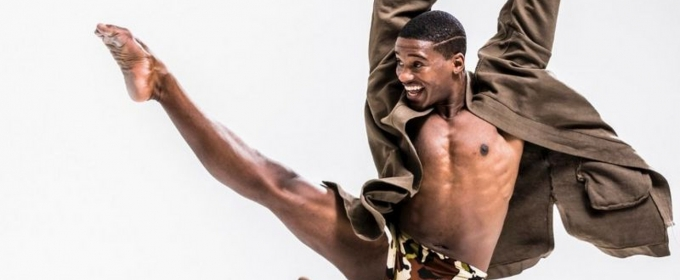 Jamel Gaines Creative Outlet and Deeply Rooted Dance Theater Shares Stage at BAM Fisher in September