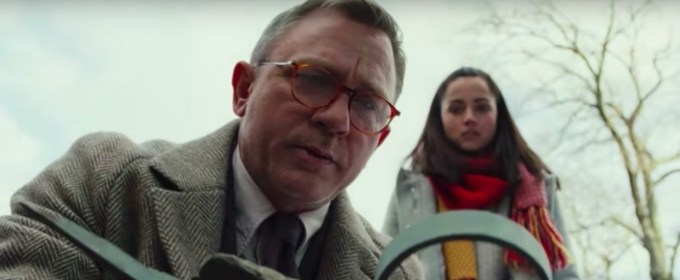 VIDEO: Daniel Craig, Chris Evans Star in New Trailer for KNIVES OUT
