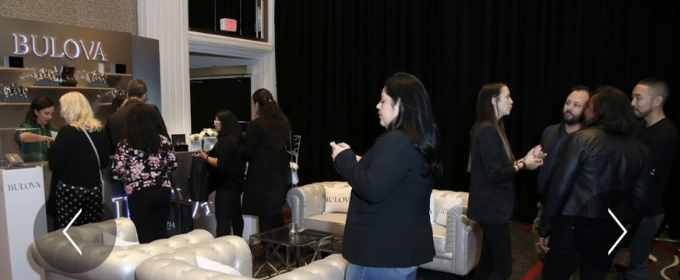 BWW Feature: Inside The Official Backstage Talent Gift Lounge Presented By Foreo At MGM Grand