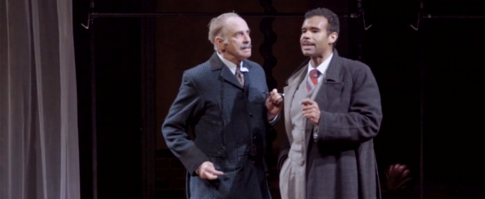 Video: First Look at THE 39 STEPS at TheatreWorks Silicon Valley