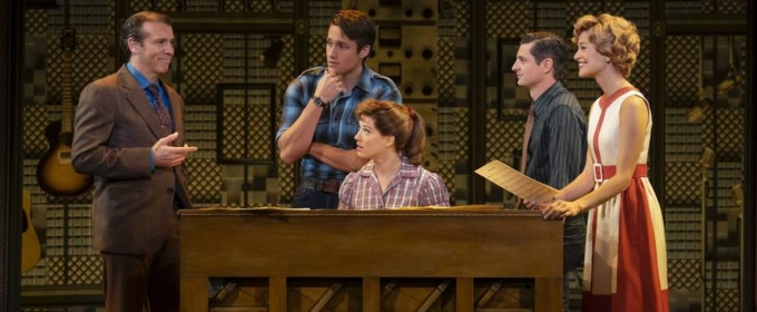 BWW Review: BEAUTIFUL: THE CAROLE KING STORY at GAMMAGE AUDITORIUM