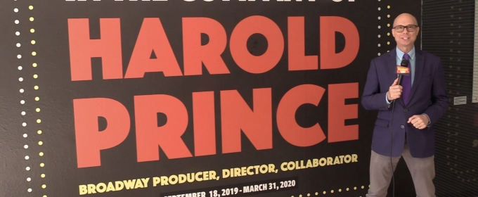 BWW TV: Step Into the World of Hal Prince at New Exhibit at the New York Public Library for the Performing Arts