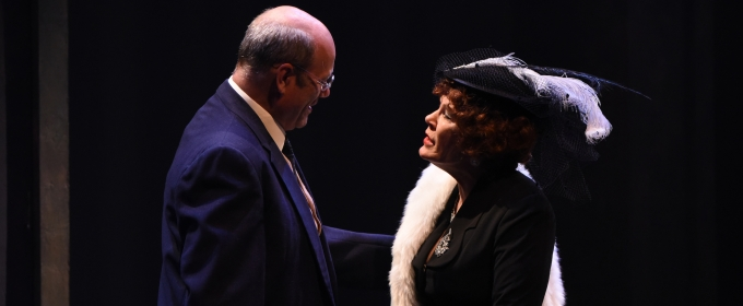 Photo Flash: First Look At SUNSET BOULEVARD At Porchlight Music Theatre