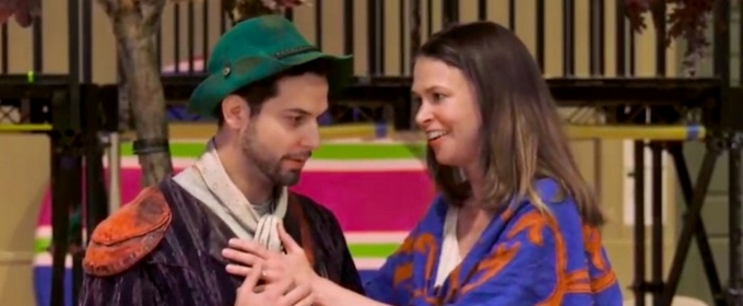 BWW EXCLUSIVE: Rehearsal Clips From INTO THE WOODS at the Hollywood Bowl, Plus Interviews With the Cast!