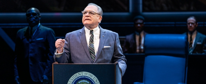 Photo Flash: First Look at THE GREAT SOCIETY on Broadway