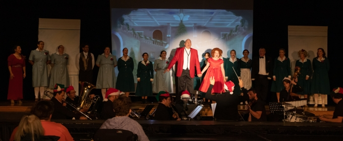 Photo Coverage: First Look at Westgate Theatre Co. and Carriage Place Players' ANNIE
