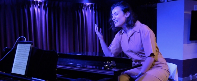 BWW TV: Watch Eden Espinosa Get Ready to Return to BKLYN as She Rehearses for Reunion Concert!