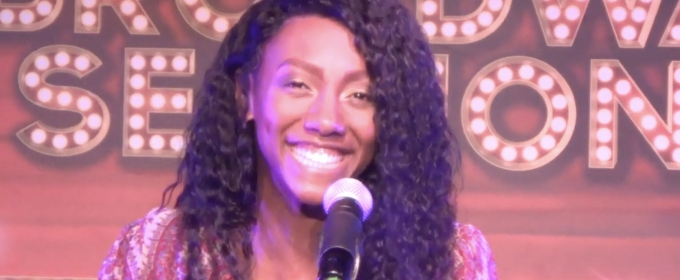 BWW TV Exclusive: Broadway All-Stars Take the Mic at Broadway Sessions