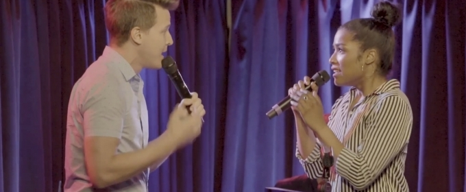 BWW TV: Watch Taylor Iman Jones, Dave Thomas Brown & More Sing from Adam Gwon's SCOTLAND, PA