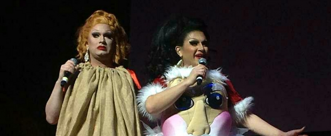 BWW Review: BeDeLaCreme Presents ALL I WANT FOR CHRISTMAS IS ATTENTION, But All You'll Want Is More DeLa & Jinkx Monsoon