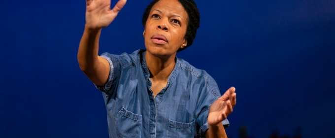 Photo Flash: First Look at Nilaja Sun in PIKE ST at Hartford Stage