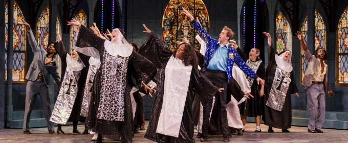 Photo Flash: SISTER ACT At Fox Theatre Is Fabulous, Baby!