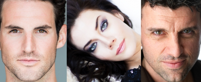 Breaking: Meghan Picerno, John Riddle and Bradley Dean Will Join THE PHANTOM OF THE OPERA This Fall