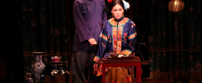 BWW Review: THE CHINESE LADY At Magic Theatre Dramatizes the Life of Afong Moy, The First Chinese Woman In America