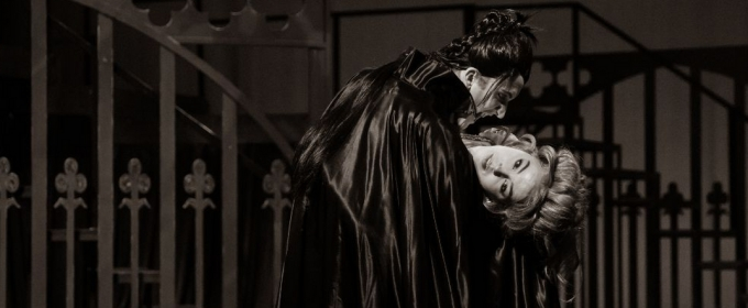 BWW Review: U of U Musical Theater Students Sink Teeth Into DRACULA, With Splendid Direction and Choreography