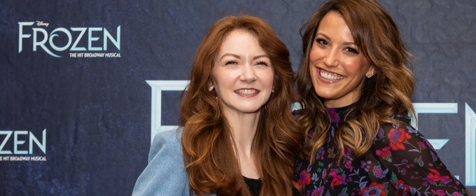 BWW TV: Go Inside Rehearsals with the Cast of the FROZEN National Tour!