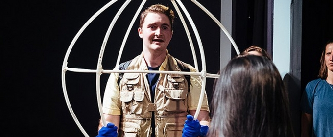 BWW Review: BUBBLE BOY Is Low-Budget, Scrappy Fun at Arcade Comedy Theater