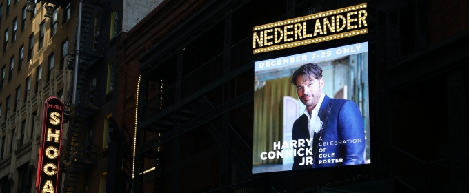 BWW TV: Broadway Walks the Red Carpet on Opening Night of HARRY CONNICK JR.- A CELEBRATION OF COLE PORTER- Watch Live!
