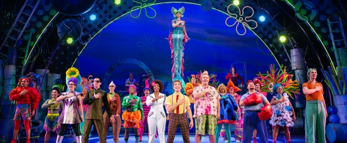 BWW Review: THE SPONGEBOB MUSICAL Dives Into the Best Kind of Nautical Nonsense at Bass Performance Hall
