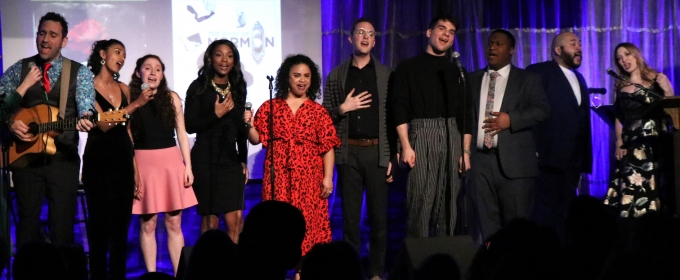 Photo Flash: Porchlight Music Theatre Presents NEW FACES SING BROADWAY NOW
