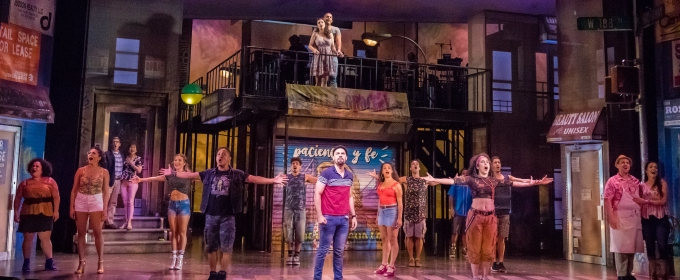 BWW Review: IN THE HEIGHTS Starts the Season Off with a Bang, at Portland Center Stage