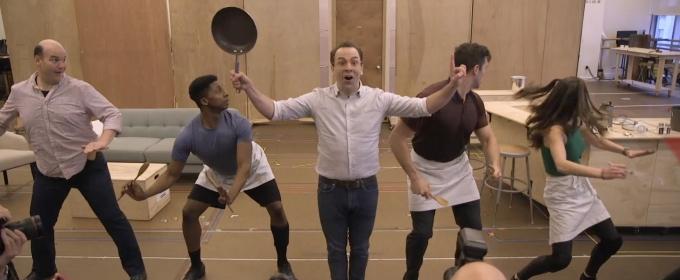 BWW TV: Watch Rob McClure and Company Give a Sneak Peek of MRS. DOUBTFIRE on Broadway!