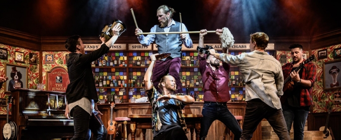 THE CHOIR OF MAN Returns to U.S. for Second North American Tour
