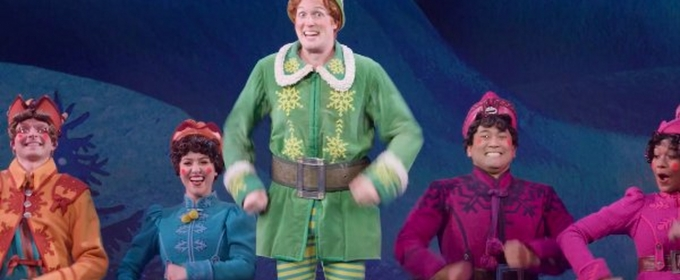 VIDEO: First Look at ELF THE MUSICAL at Tuacahn Center for the Arts