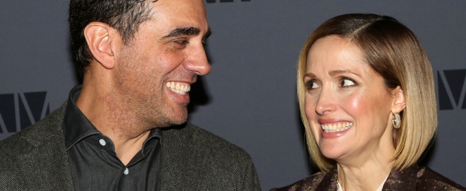 BWW TV: Bobby Cannavale & Rose Byrne Get Ready to Bring MEDEA Into the 21st Century at BAM