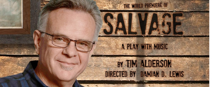 BWW Interview: SALVAGE Playwright Tim Alderson - From Music To Farming & Back