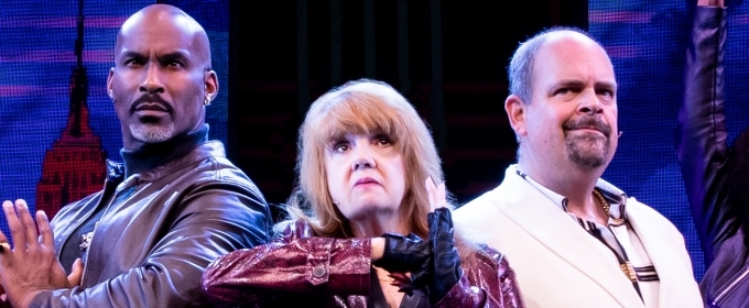 Photo Flash: First Look at Annie Golden and the Cast of BROADWAY BOUNTY HUNTER