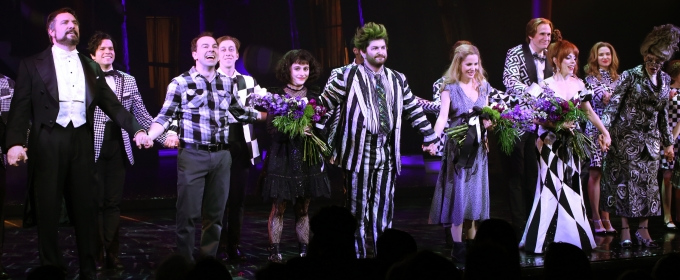 VIDEO: Watch The Cast of BEETLEJUICE on STARS IN THE HOUSE Concert Series with Seth Rudetsky