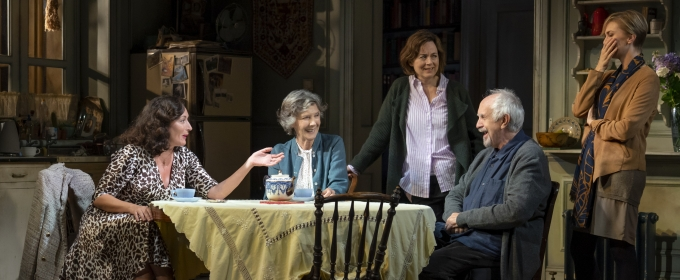 BWW TV: Watch Highlights of Jonathan Pryce & Eileen Atkins THE HEIGHT OF THE STORM on Broadway