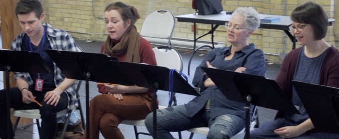 VIDEO: Go Inside Rehearsals For COME FROM AWAY Creators Benefit Concert Of First Musical In Toronto