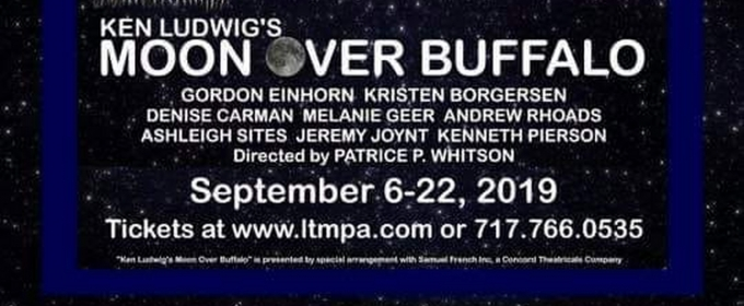 BWW Review: MOON OVER BUFFALO at Little Theatre Of Mechanicsburg