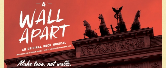 BWW Review: New Musical A WALL APART at the Grand is Passionate