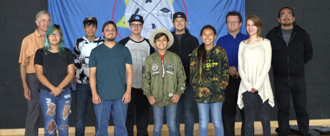World Premiere of Compositions by Sisseton Youth to Be Performed by South Dakota Symphony