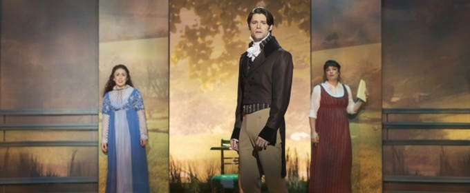BWW Review: AUSTEN'S PRIDE at the 5th Avenue Manages a Triple Threat
